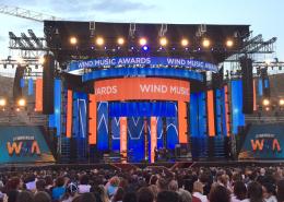 Wind Music Awards 2016 - Natasha Nusseblatt
